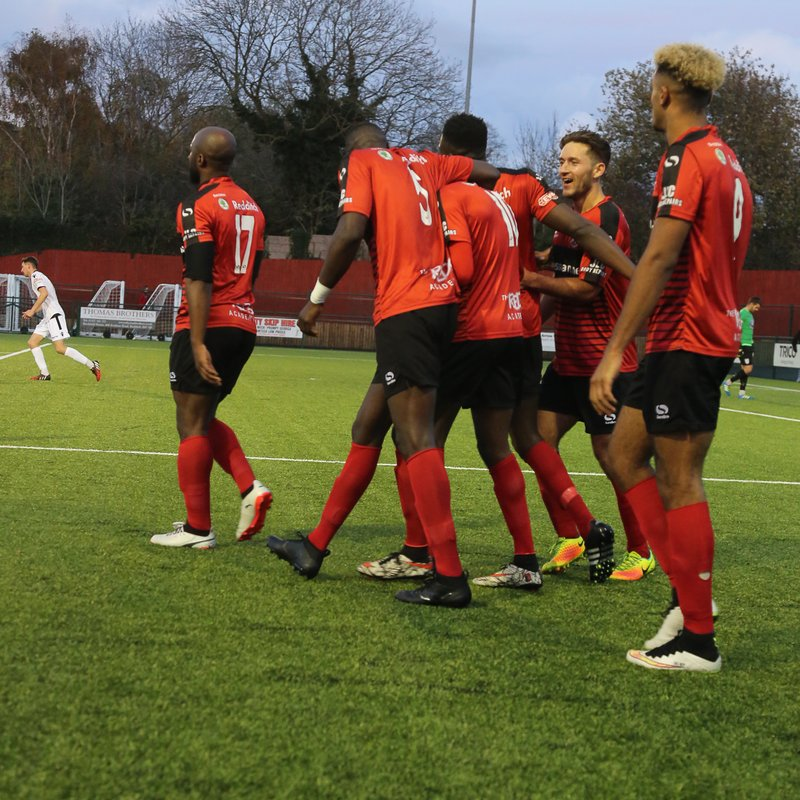 Reds face tough away trip to in-form Royston