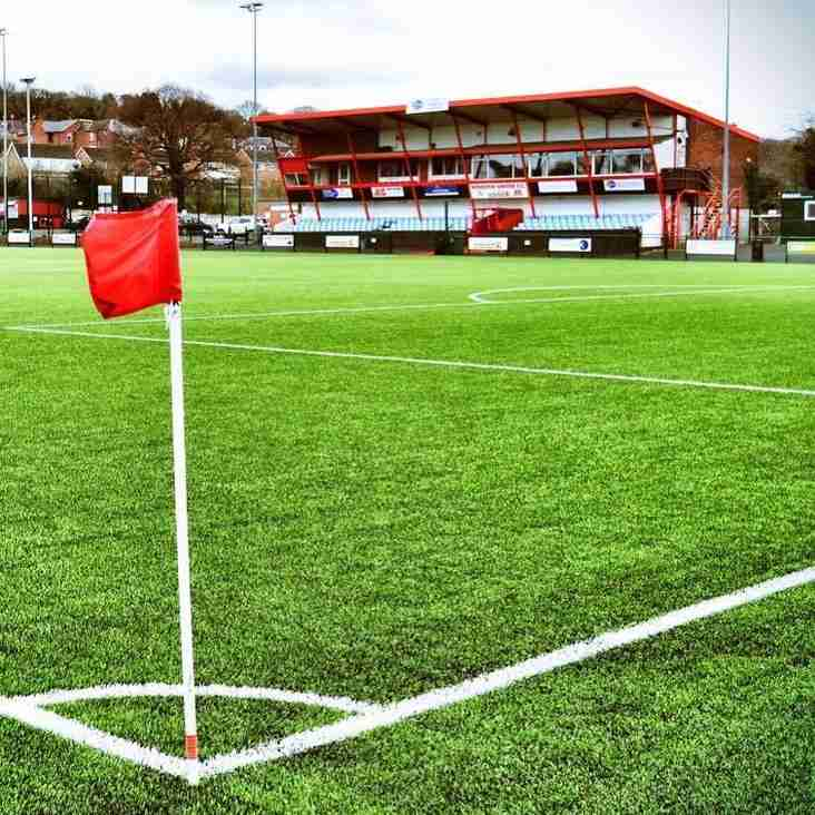 Redditch United Ladies: Gary Barrell steps down