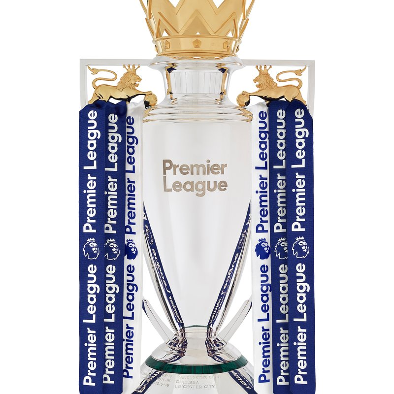 The Premier League trophy is coming to The TRICO Stadium!