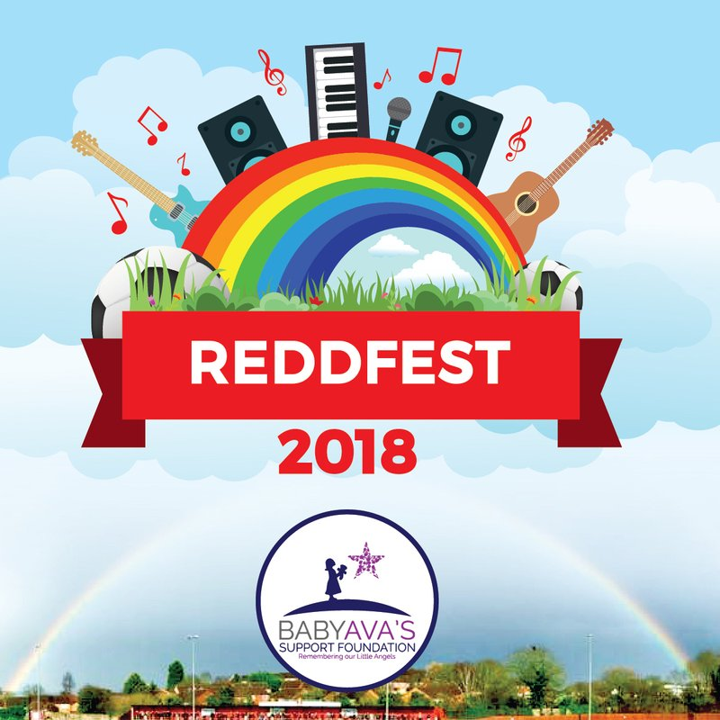 Local Redditch business throws its support behind REDDFEST