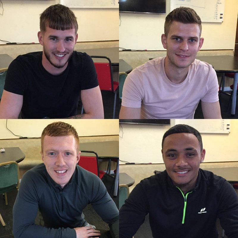 Redditch United sign quartet ahead of new season