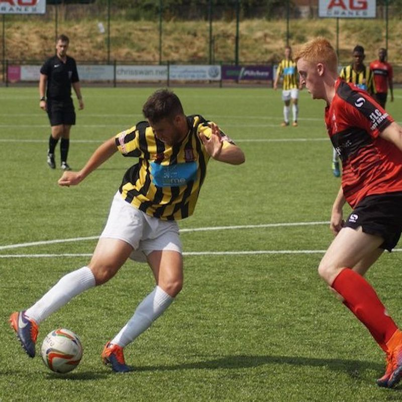 Injured Tom Fishwick set for spell on sidelines