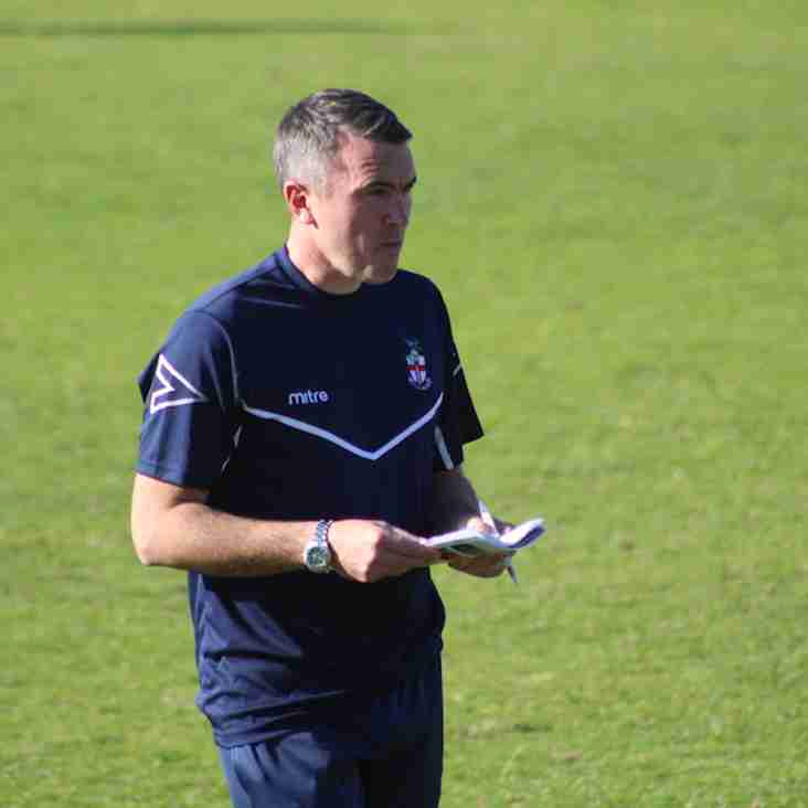 Smith delighted with comeback win at Tamworth and demands same performance against Rushall Olympic