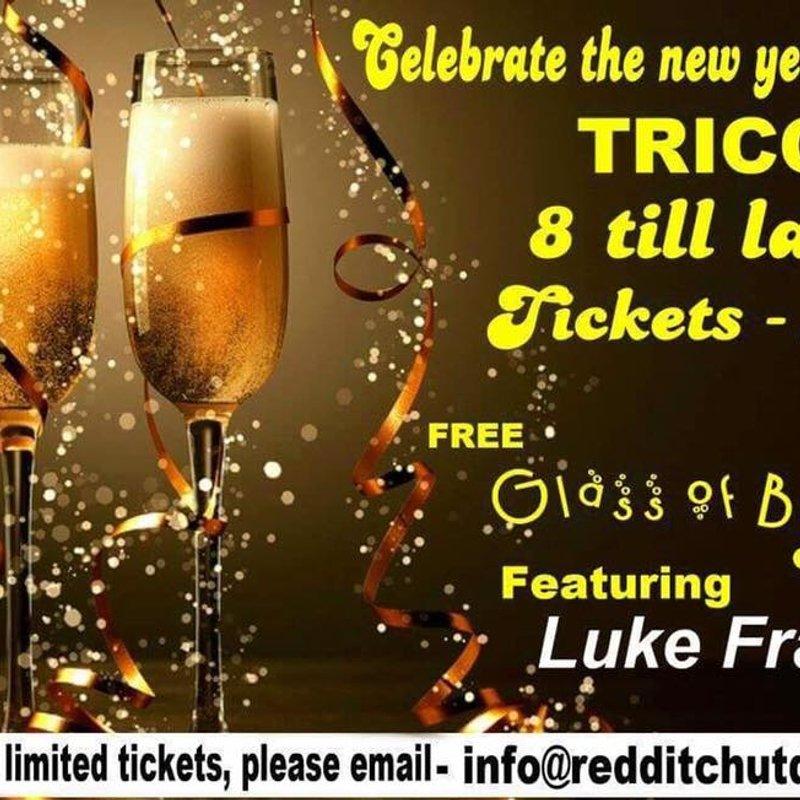Celebrate New Years at The TRICO Stadium
