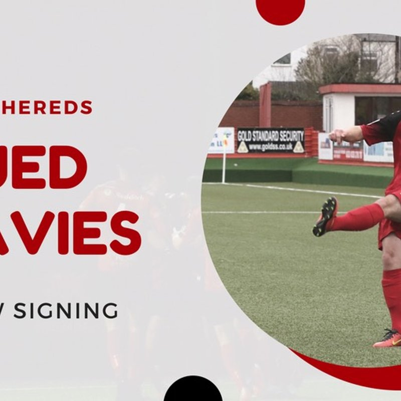 SIGNED: Jed Davies joins The Reds