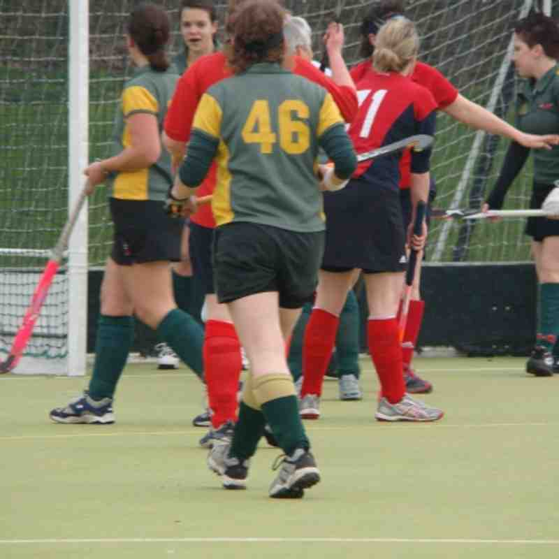 Ladies 3rd XI 2010-11