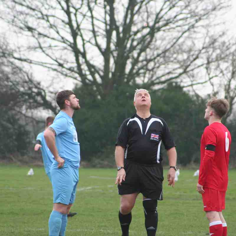 GBDFC vs Immingham Town res