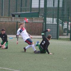 GBDFC A vs Burgh Athletic