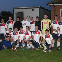 Tim Sales Cup Final GBDFC A vs North Thoresby