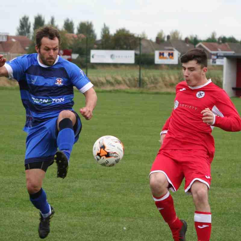 Grimsby Boro Res vs Ruston Sports