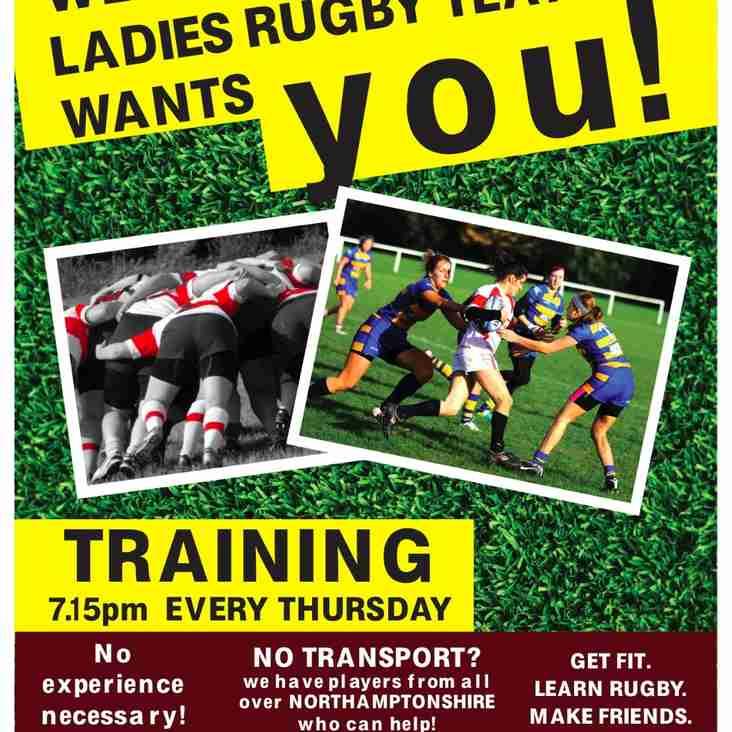 Ladies Team - Recruiting NOW!
