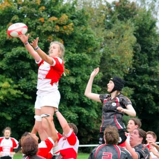 Rugby Lionesses - Sunday 20th September 2015