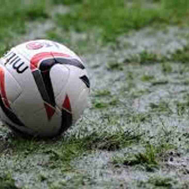 South Ribble Pitches Off this weekend 5/10/19