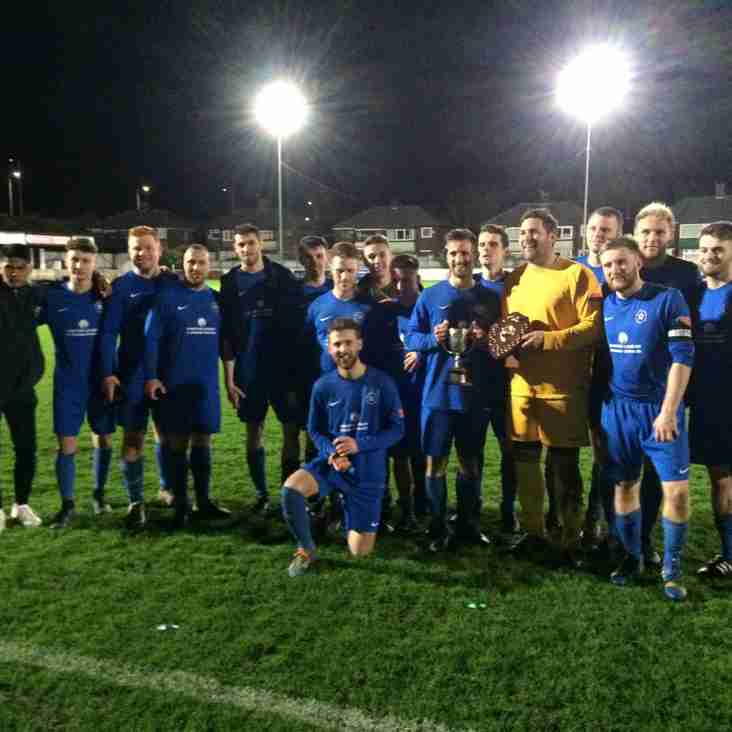 Walmer Bridge Reserves win Lancastrian Brigade Cup Final