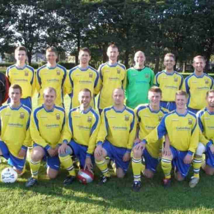 Fulwood Garrison - Gary Ward Memorial Match