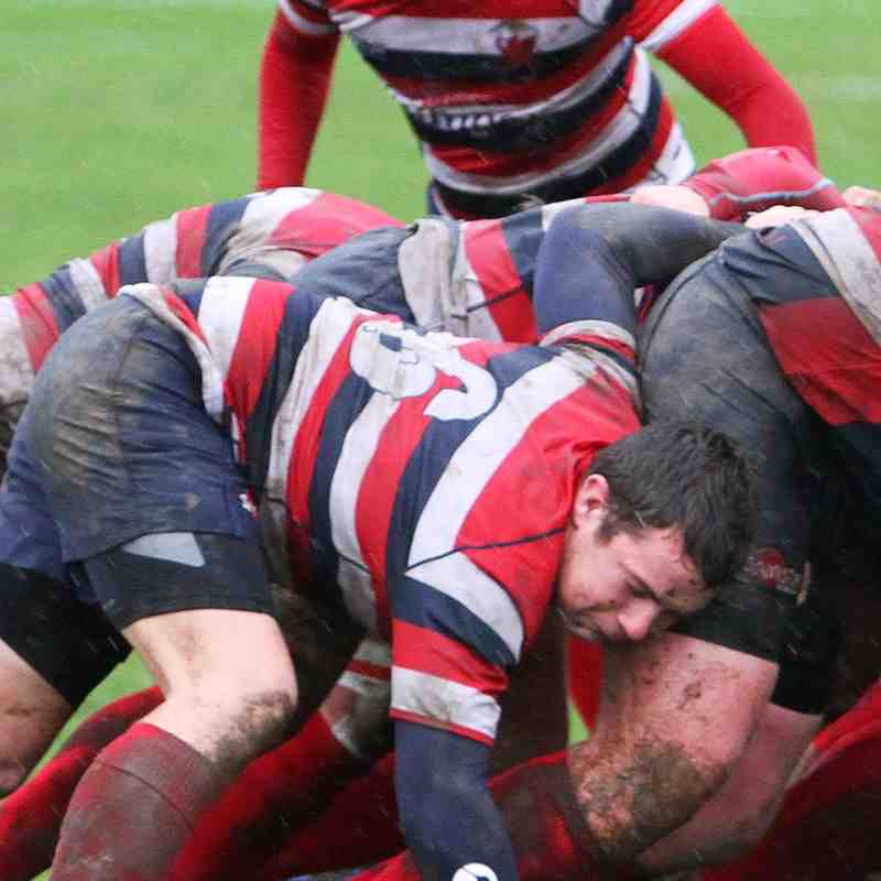 Barnsley 1st XV v Selby - 28th November 2015
