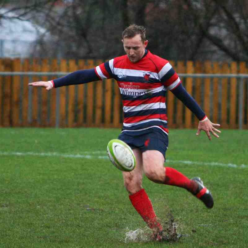 Barnsley 1st XV v Sheffield Medicals - 12th December 2015