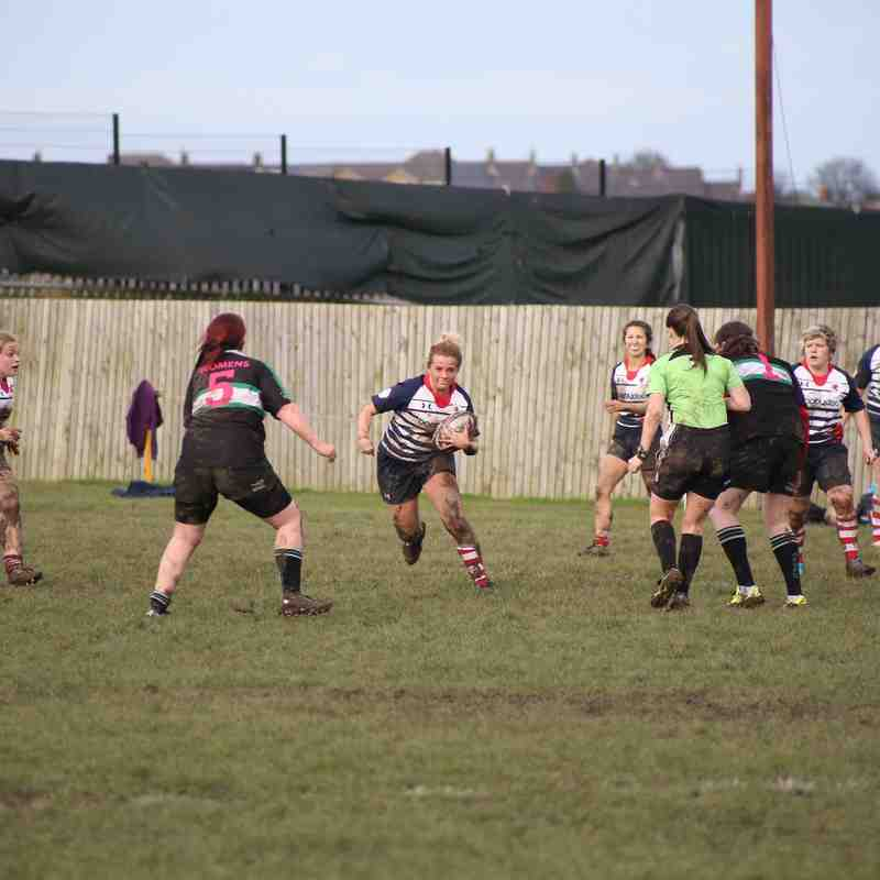 Barnsley Ladies V Acklam Avengers - 24th January 2016