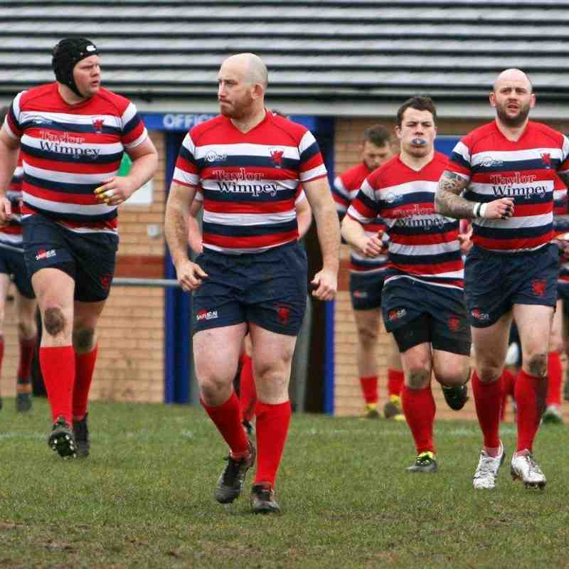 Barnsley 1st XV v Leodiensian - 20th February 2016
