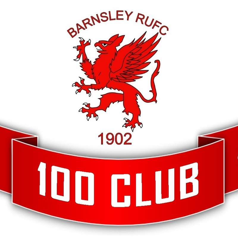 Download your Barnsley RUFC 100 Club application form and you could win up to £1000.