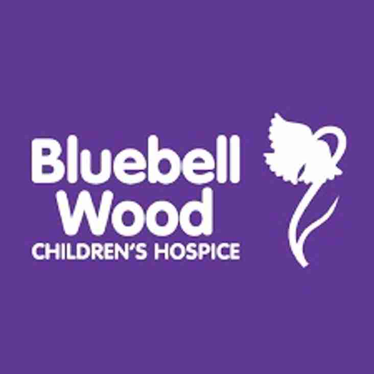 Ladies raise £600 for Bluebell Wood