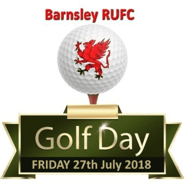 BRUFC Golf Day - Friday 27th July