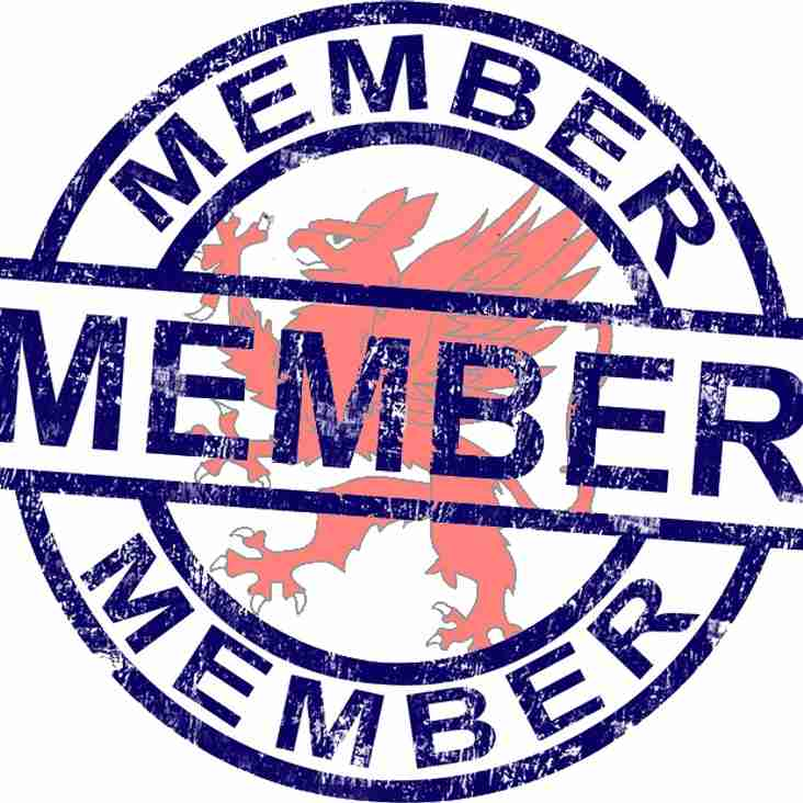 Have you paid your membership?