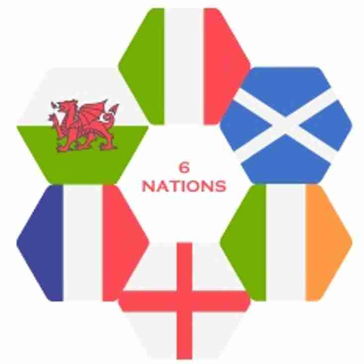 6 Nations 2019 Tickets