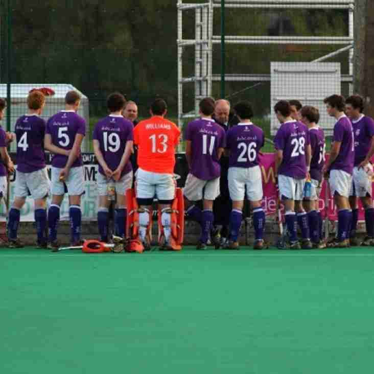 England Hockey League Round-up