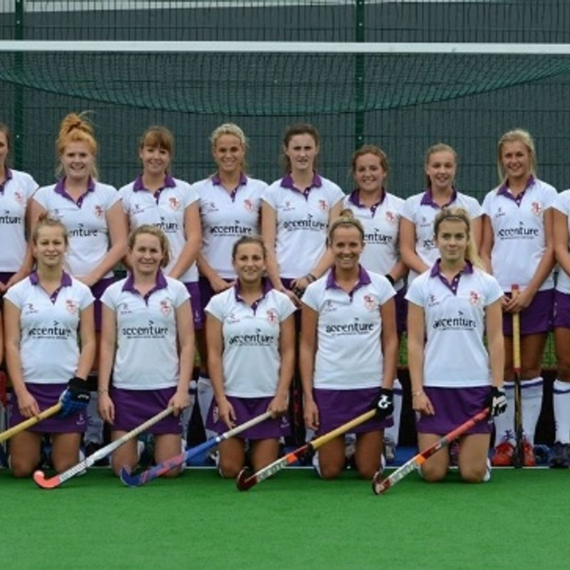 Durham University Hockey Club vs. Liverpool Sfton