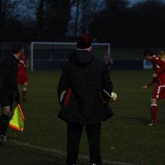 BTFC 5-1 Wormley Rovers 2-12-17