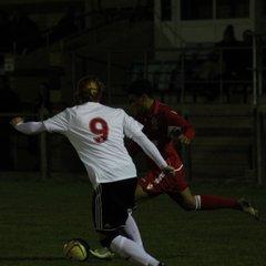 BTFC 1-0 Risborough Rangers