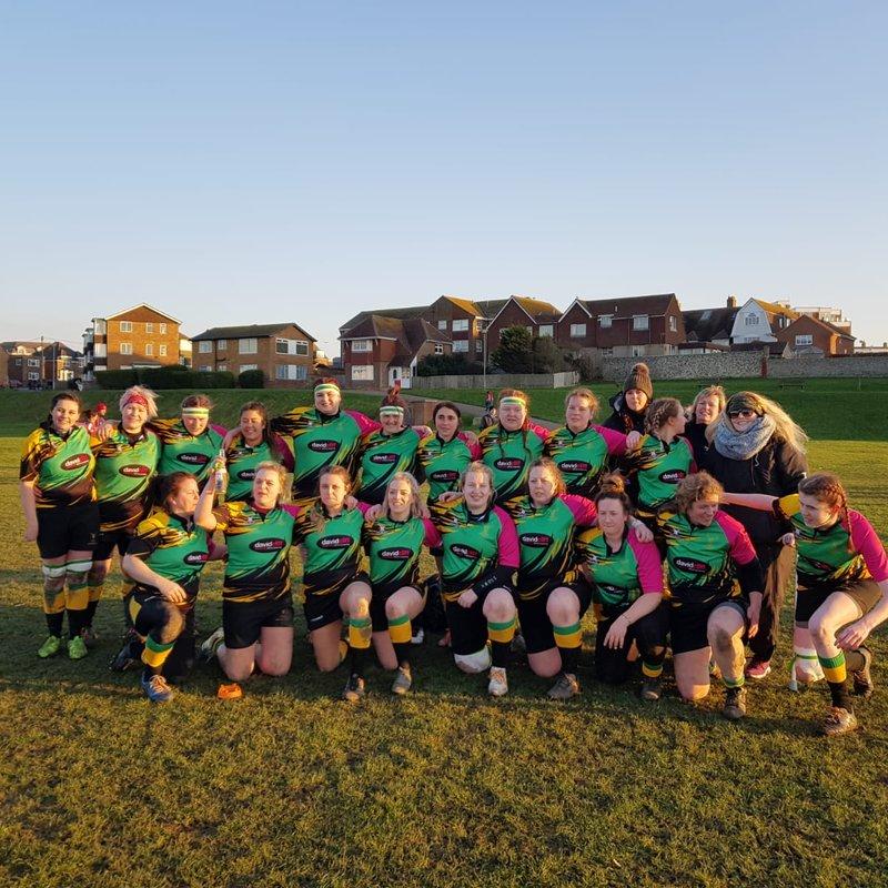 Junior Cup - Seaford Ladies Vs Bracknell Ladies 20/01/2019