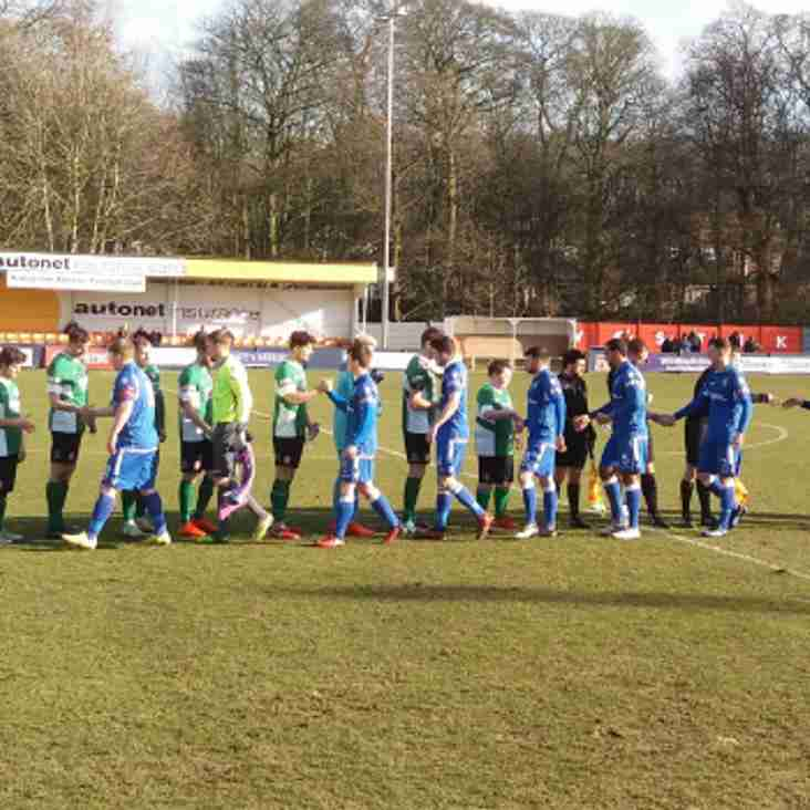Kidsgrove Athletic 2-2 Lincoln United Match report