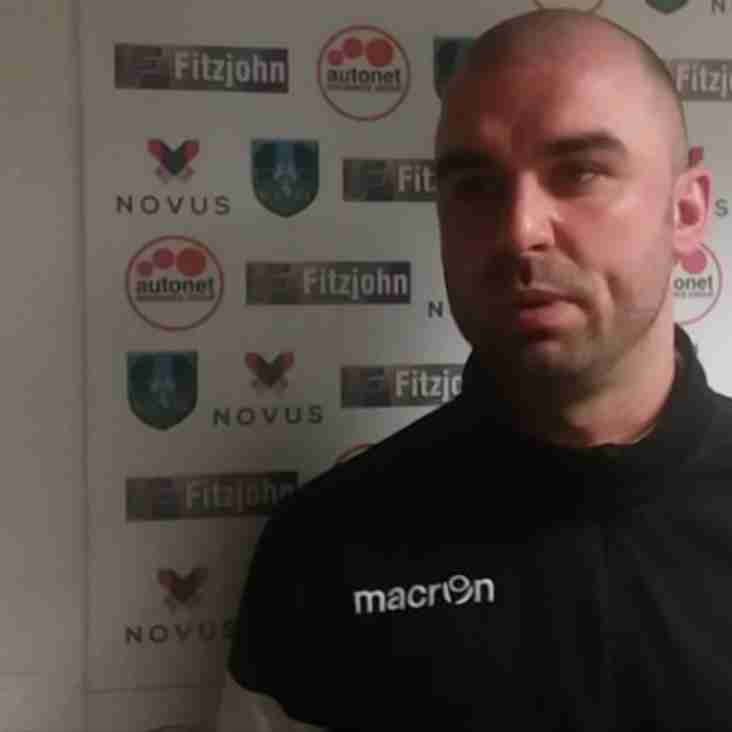 Kidsgrove Athletic manager Ryan Austin plans to strengthen squad in the summer