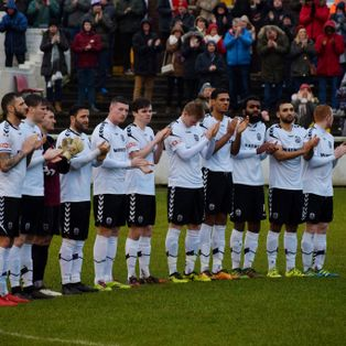 Report: Mossley 0-0 Droylsden