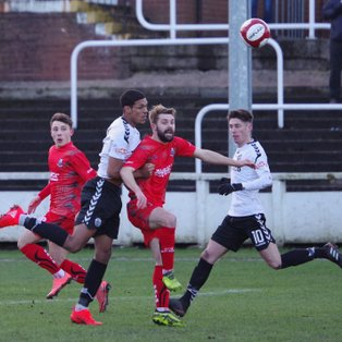 Report: Mossley 1-3 Bamber Bridge