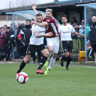 Report: South Shields 5-1 Mossley
