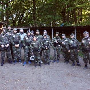 Fun in the Woods!!