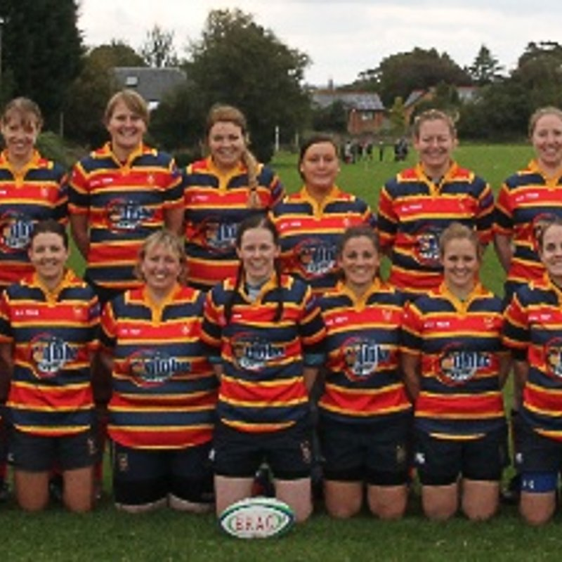 Women beat Broughton Park 50 - 19