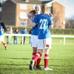 RLC - Portsmouth FC Ladies Rs VS Denham United Ladies Rs