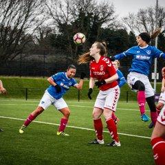 Portsmouth Ladies FC Reserves vs Charlton Athletic Women Reserves