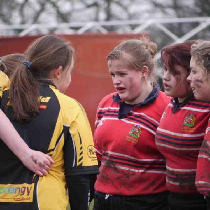 U15 Girls Manchester vs. Northwich (29/01/2012)