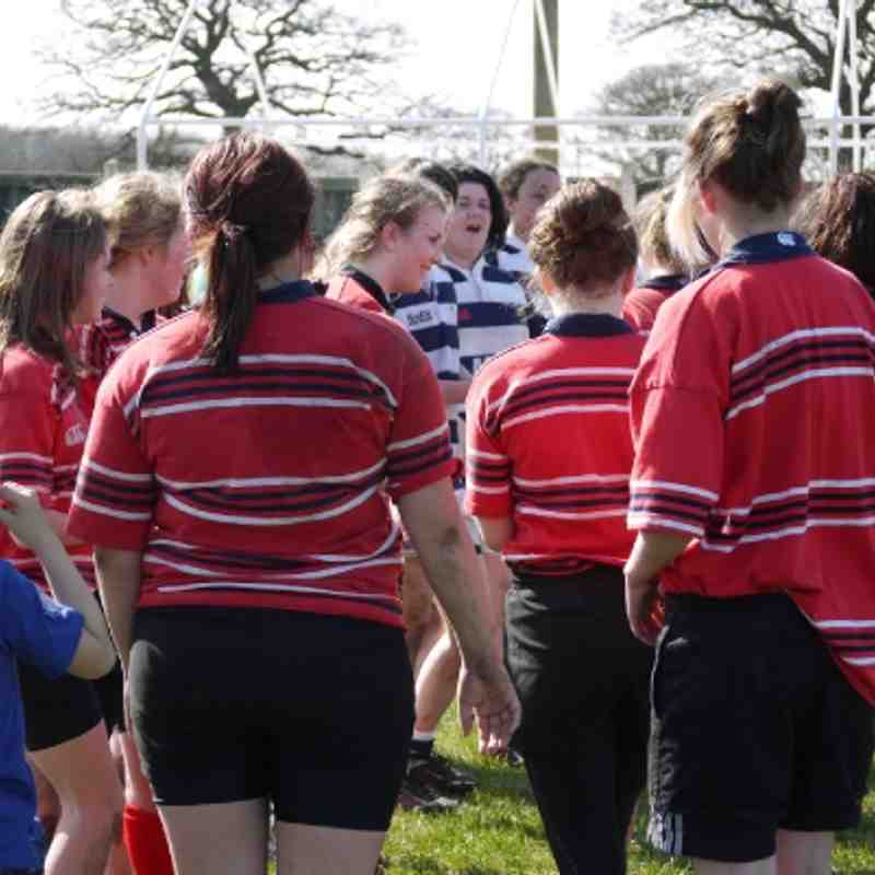 U15 Girls vs Eccles (25.03.2012)