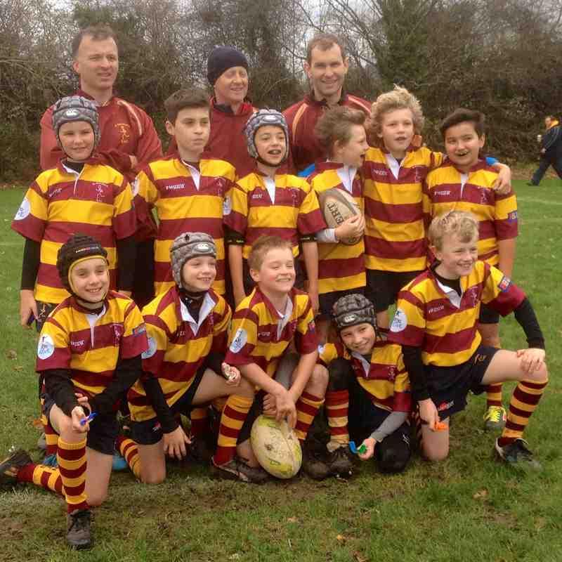 Gloucester Cup 15/11/15