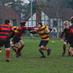 Gloucester Cup v Cirencester Jan 18
