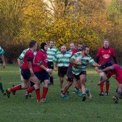 NAG Vets v Aylesford 19-11-17
