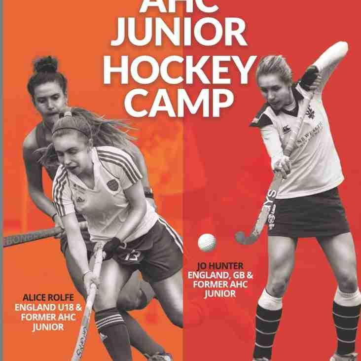 Junior Camp - International Players