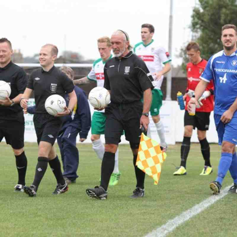 Lowestoft v Bognor Regis