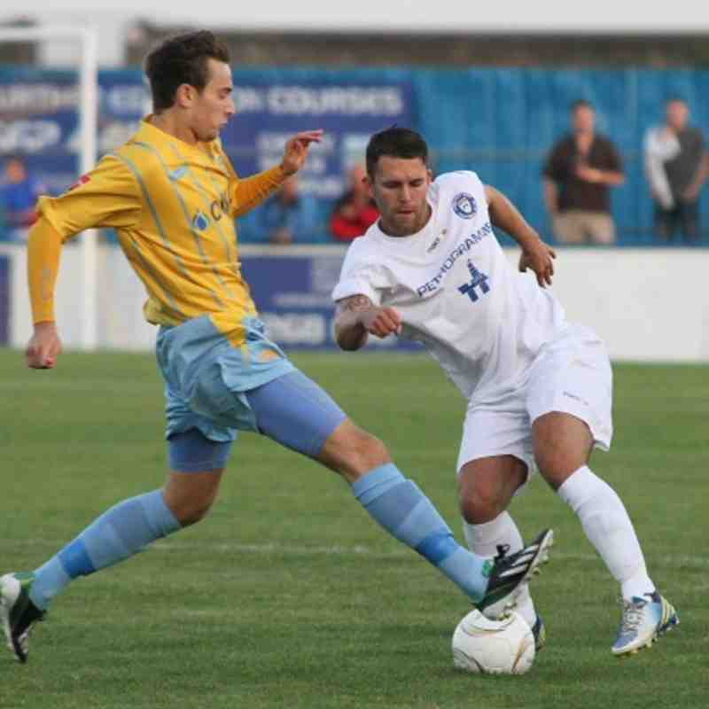 Canvey Island v Lowestoft Town
